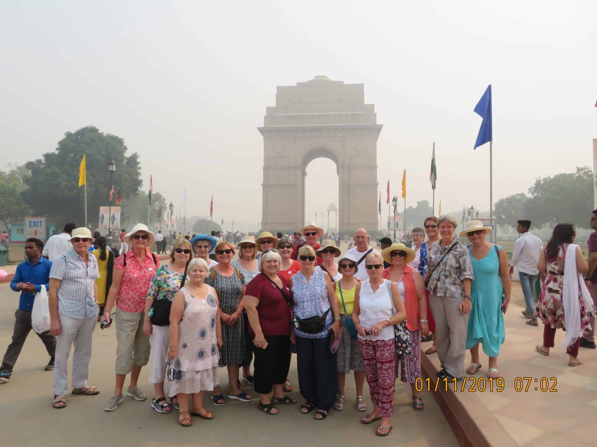 GRAND TOUR OF INDIA