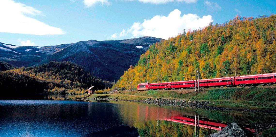 SWEDEN – AN ARCTIC CIRCLE ADVENTURE